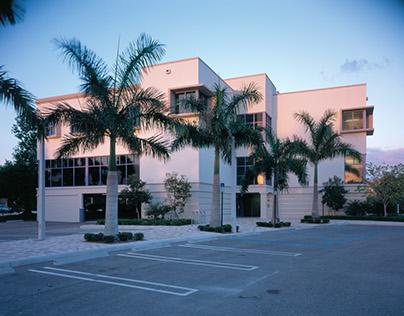 Kohn Office Building Exterior