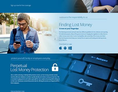Good Dog Financial Website Redesign