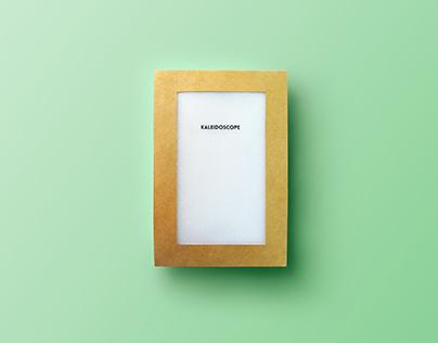 Kaleidoscope · Artist´s Book