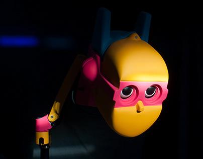 R1 Robot entertainment system