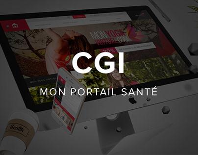 CGI - Mon Portail Santé