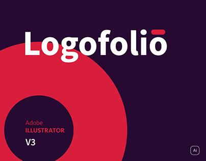 Logofolio (V3) instagram carrousel