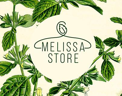 Melissa Store logo