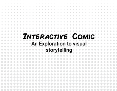 Interactive Comic-Thandav