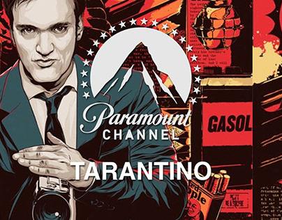 Ogilvy per Paramount Channel   Tarantino