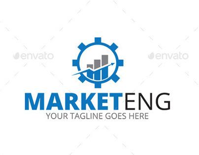 Marketing Logo Template