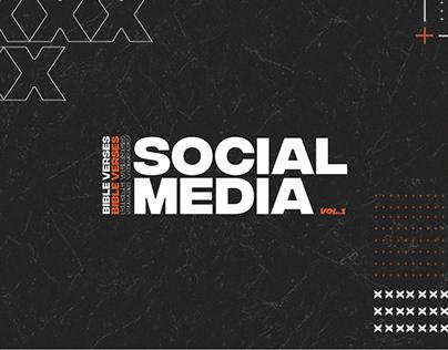 Bible Verses | Social Media | Vol. 1