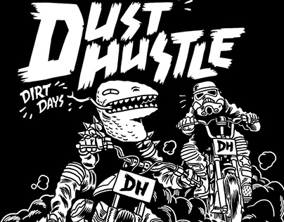 Ellaspede's Dust Hustle