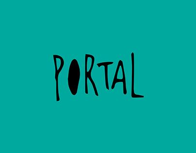 Portal - Vol 1 Comic Book