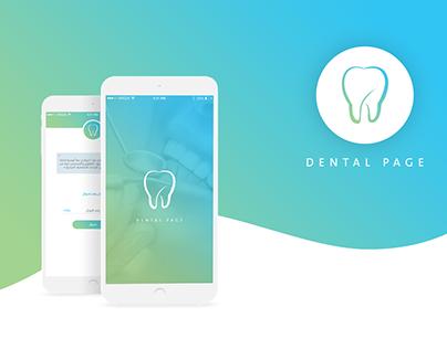 Dental Page App