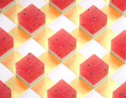 Daily Renders: Watermelons