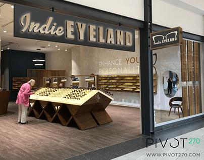 Indie Eyeland shop at West-End