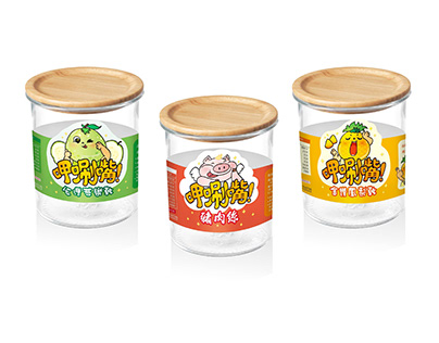 LOGO and package labels design