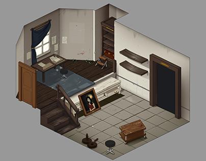 RPG Room (WIP)