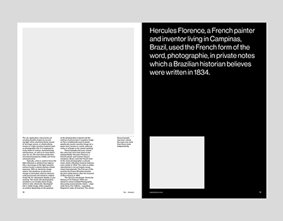 A4 Portrait Architecture Grid System for InDesign