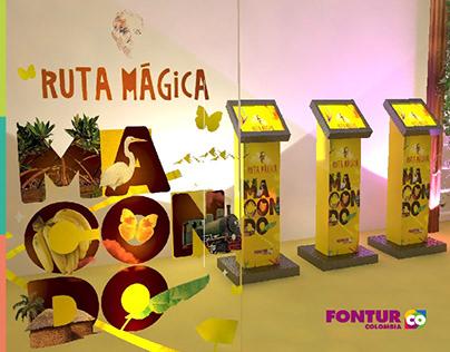 RUTA MAGICA MACONDO de FONTUR Experience