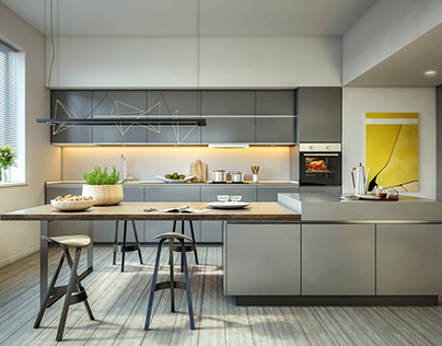 Slim Kitchen