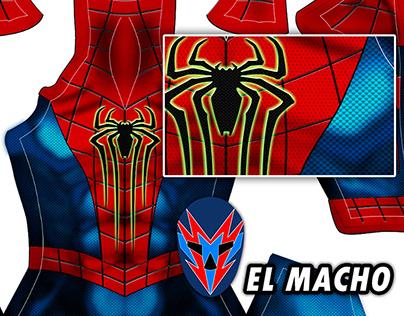 Spider Armor concept