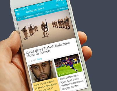Freebie news apps