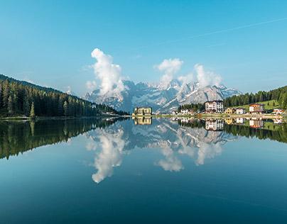 A trip to the mighty Dolomites mountain range