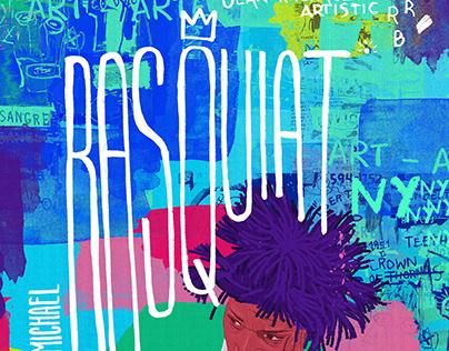 Jean-Michel Basquiat : : Serie artística
