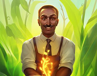 George Washington Carver for STEM: Epic Heroes