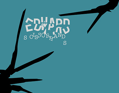 Edward Scissorhands Flip Book