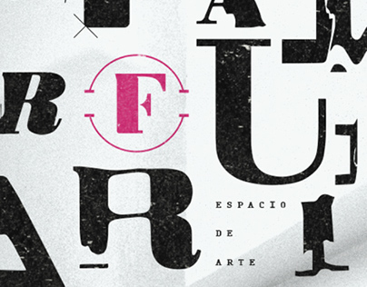 Furia art space - Branding