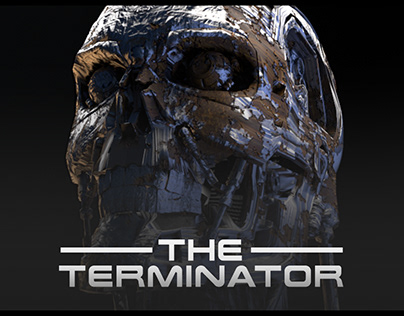 Character design for Terminator 6 project