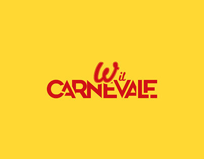 W il Carnevale - Event Advertising