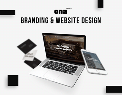 ona studio: Branding & website design