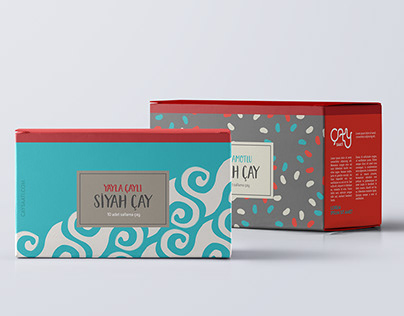 Çay Saati Concept Design