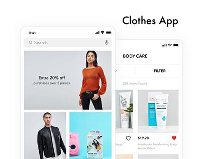 5WEAR - Online shopping app