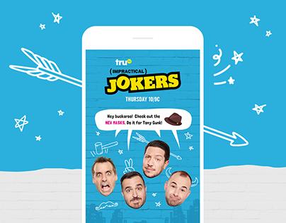 truTV Impractical Jokers Mobile App