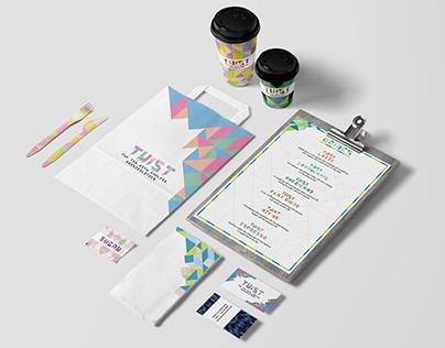 Twist - Tea Branding Project