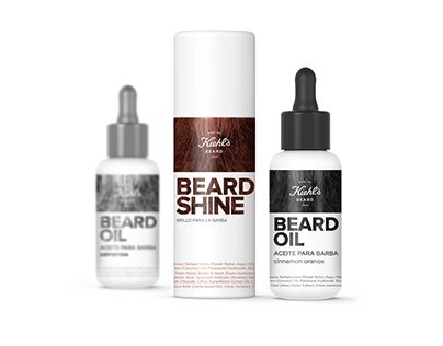 Kiehl's Beard - Men Care