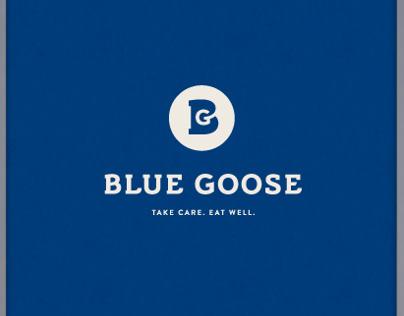 BLUE GOOSE / OOH