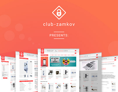 Club-zamkov. 🔒 Door Locks 🔒. Online store.