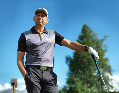 Sergio Garcia: Your Time Will Come.