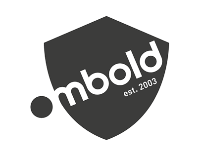 Ombold Logo and Identity