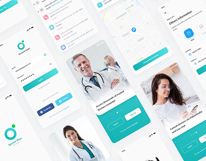 Doctor Plus - Medical Online Service for Patient