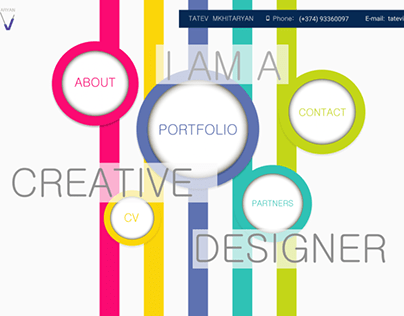 HOW I'VE CREATED MY WEBSITE-PORTFOLIO