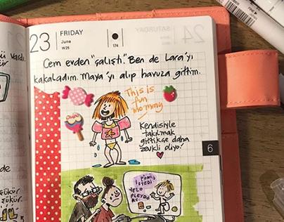 Hobonichi Techo Diaries
