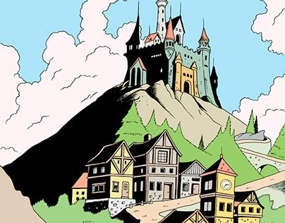 A Grand Castle