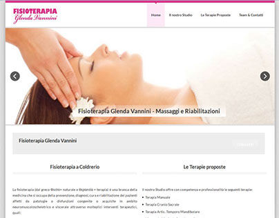 Sito Web - www.fisiovannini.it