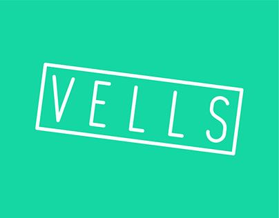 Vells Mono — Retail Typeface