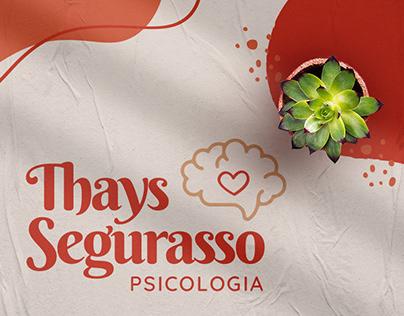 Branding | Thays Segurasso Psicologia