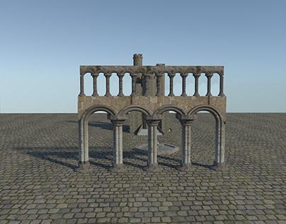 3D Castel