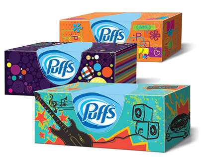 Puffs Packaging