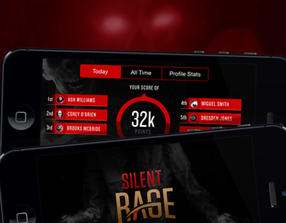 Silent Rage App